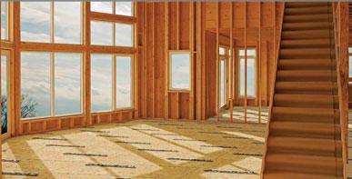 Garden State Millwork Interior Moulding Livingroom