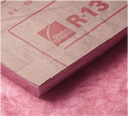 Owens Corning Pink Fiberglass Insulation EcoTouch
