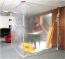 ZipWall Dust Containment Systems