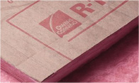 OwensCorning EcoTouch Pink Fiberglass Insulation R13 R30 Batts