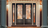 ThermaTru Exterior Door Classic Craft Canvas Cambridge RT