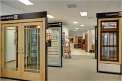 MRD Contractor Services Product Showroom